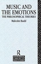Music and the emotions : the philosophical theories
