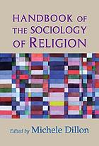 A handbook of the sociology of religion