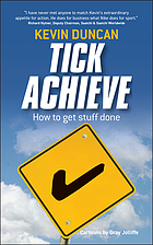 Tick achieve : how to get stuff done