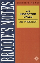 Brodie's notes on J.B. Priestley's an inspector calls