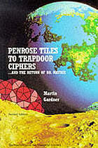 Penrose tiles to trapdoor ciphers : --and the return of Dr. Matrix