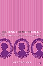 Reading the Brontë body : disease, desire, and the constraints of culture
