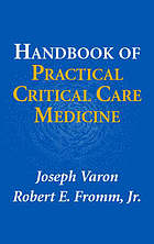 Handbook of practical critical care medicine : with 30 illustrations
