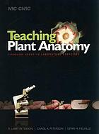 Teaching plant anatomy through creative laboratory exercises