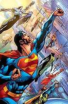 Superman. New Krypton. Volume three.