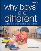 Why boys are different
