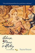 Cheese, Pears, and History: In a Proverb cover image