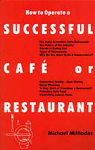 How to operate a successful café or restaurant