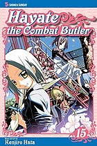Hayate the Combat Butler. Vol. 15