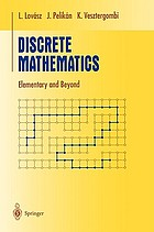 Discrete mathematics : elementary and beyond