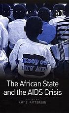 The African state and the AIDS crisis