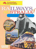 Australian Knowledge:Railways of Australia