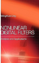 Nonlinear digital filters : analysis and applications