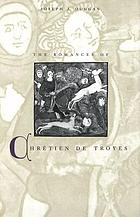 The romances of Chrétien de Troyes