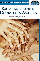 Racial and ethnic diversity in America : a reference handbook