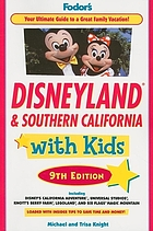 Disneyland & Southern California with kids