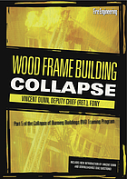 Collapse of burning buildings (part 5): wood frame building collapse.