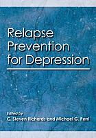 Relapse prevention for depression