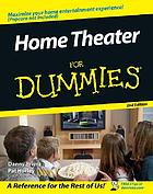 Home theater for dummies(r)