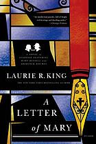 A letter of Mary. Bk. 3 : a Mary Russell novel