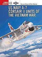 US Navy A-7 Corsair II units of the Vietnam war