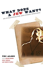 What does a Jew want? : on binationalism and other specters