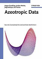 Azeotropic data Pt. 1.