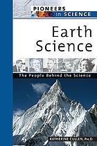 Earth science : the people behind the science