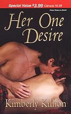 Her one desire