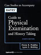 Bates' guide to physical examination and history taking.
