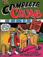 The complete Crumb. Volume 8, The death of Fritz the cat