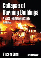 book cover of Collapse of Burning Buildings