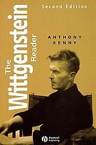 wittgenstein reader
