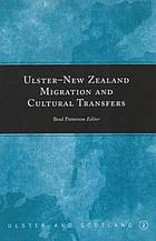 Ulster-New Zealand migration and cultural transfers