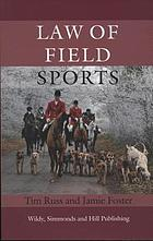 Law of field sports