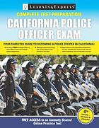 California police officer exam.