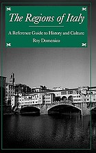 The regions of Italy : a reference guide to history and culture