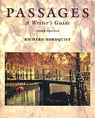 Passages : a writer's guide