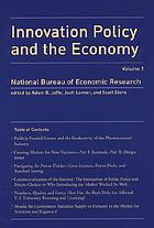 Innovation policy and the economy. vol. 1