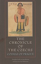 The chronicle of the Czechs