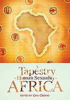 A tapestry of human sexuality in Africa