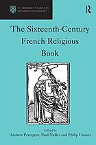The sixteenth-century French religious book