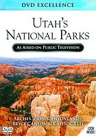Utah : the national parks