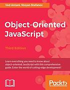 Object-Oriented JavaScript - Third Edition.