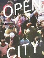 Open city : designing coexistence