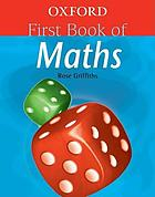 Oxford first book of maths
