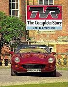 TVR : the complete story