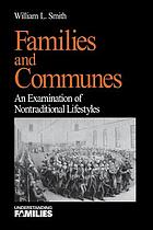 Families and communes : an examination of nontraditional lifestyles