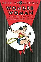 Wonder Woman archives. Volume 5