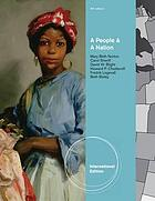A people & a nation : a history of the United States
